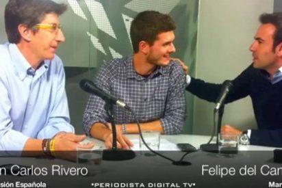 """Juan Carlos Rivero: """"En la televisión pública parece que tenemos que comernos nuestras valoraciones y opiniones"""""""