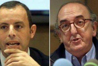 Sandro Rosell reaviva la 'guerra del fútbol' entre Mediapro y PRISA