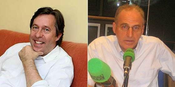Santi Segurola y Alfonso Azuara se pican y se mandan callar en 'Al Primer Toque'