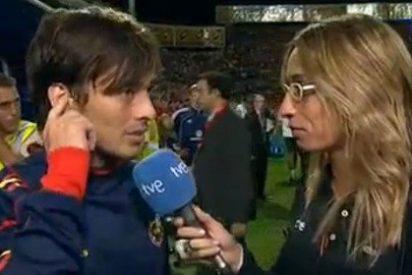 Mónica Planas (Mundo Deportivo) ridiculiza a Silvia Barba (TVE) por su entrevista a David Silva
