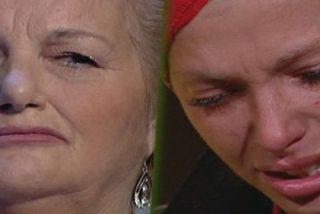 'Acorralados' se pasa al morbo más vergonzoso con el enfrentamiento entre Sonia Baby y su madre y la 'chulería' de Bárbara Rey