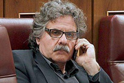 Tardà (ERC) precisa que no pretendía insultar a la madre de Peces-Barba