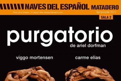 El 'Purgatorio' de Viggo Mortensen y Carme Elias