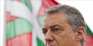 """Urkullu califica de """"pura manipulación"""" del bipartidismo los resultados del CIS que no dan escaños al PNV en Alava"""