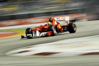 """Alonso (Ferrari): """"Los malos resultados en Abu Dhabi por fin han cambiado"""""""
