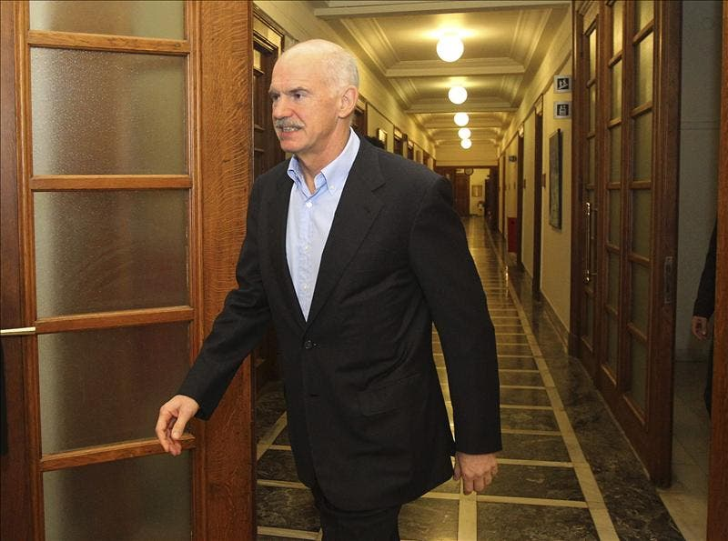 El economista Papademos se perfila como nuevo primer ministro de Grecia