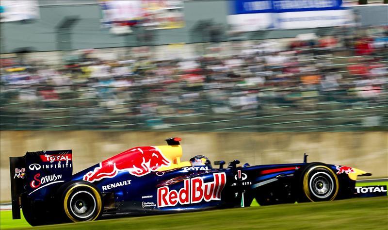 "Vettel (Red Bull): ""Pude sentir como algo estaba mal"""