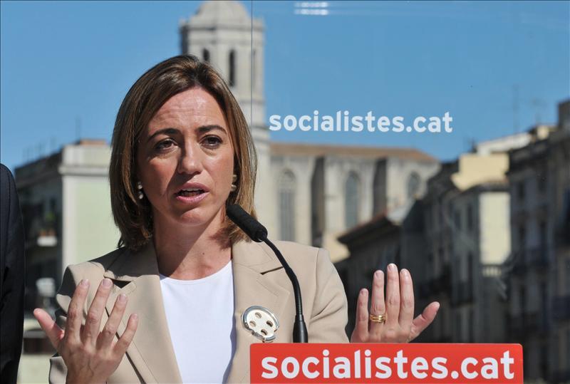 El PSC de Chacón pondrá la autodeterminación en la agenda de su congreso