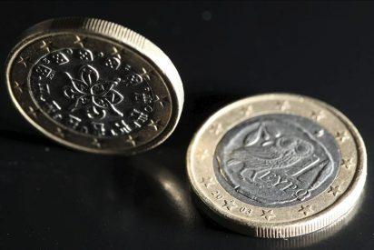 El euro baja en la apertura a 1,3747 dólares en Fráncfort