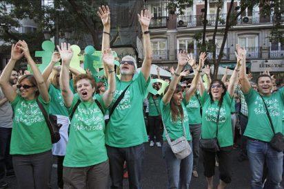 """Profesores cristianos piden a Rouco que medie para """"frenar"""" los recortes en la educación pública"""