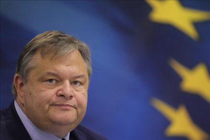 Venizelos afirma que el nuevo Gobierno permanecería hasta finales de febrero