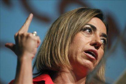 Chacón avala su feminismo y catalanismo para liderar el PSOE