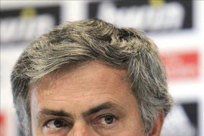 """Mourinho se felicita por """"terminar la historia de la clasificación"""" y por un """"partido serio"""""""