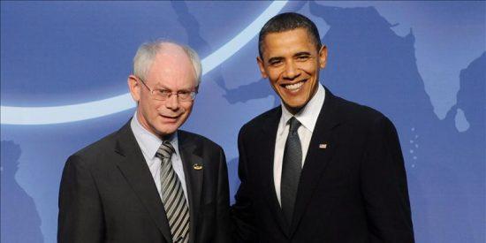 Obama acogerá a líderes europeos el 28 noviembre en una nueva cumbre EEUU-UE