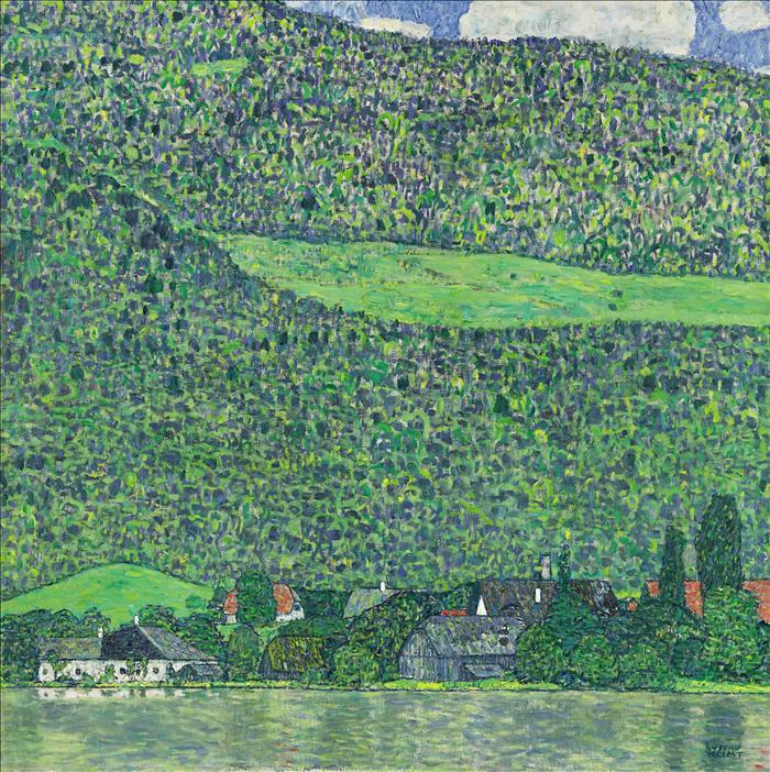 Un lienzo de Klimt, robado en la época nazi, vendido en una subasta millonaria