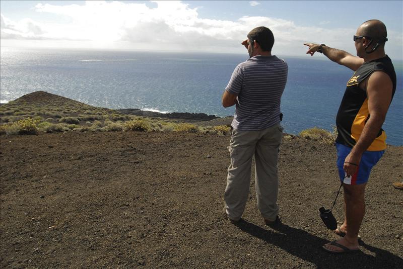La erupción en El Hierro afecta a 96 especies marinas y no hay vida a 1,5 millas del foco
