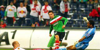 Un gol de Herrera le asegura la clasificación al Athletic