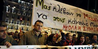 El Gobierno griego anuncia que no habrá referéndum sobre el segundo rescate