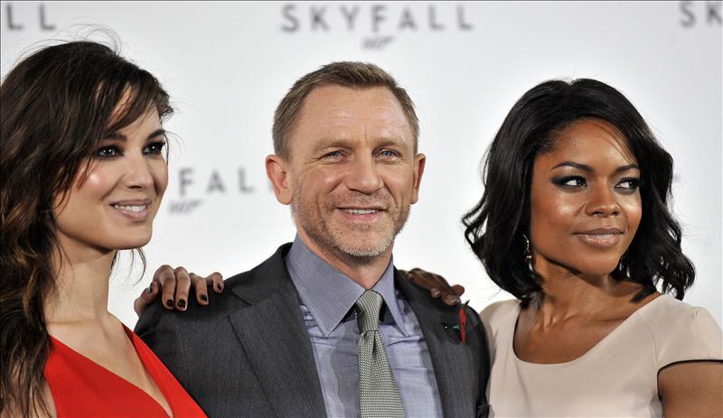 "El secreto rodea a ""Skyfall"", el próximo James Bond"