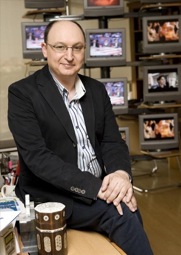 El director de los servicios informativos de TVE, Fran Llorente.