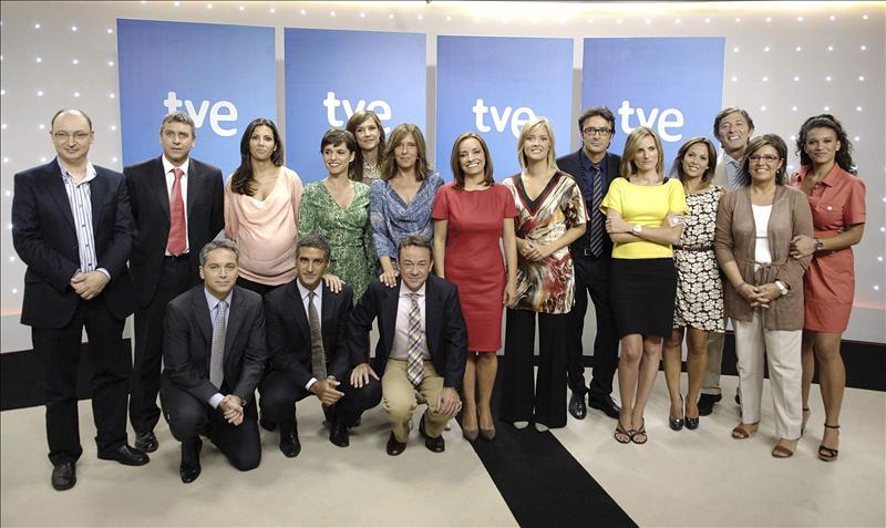 """Cultura premia el tratamiento """"escrupuloso"""" de los informativos de TVE"""