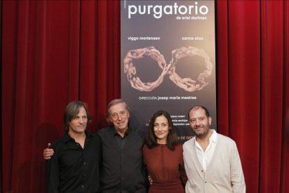 """Mortensen y Elías abren """"Purgatorio"""" español con éxito de público"""