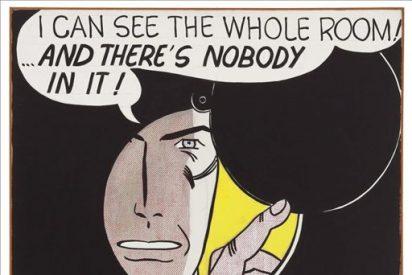 Una obra pop de Lichtenstein, vendida por 43,2 millones de dólares en Nueva York