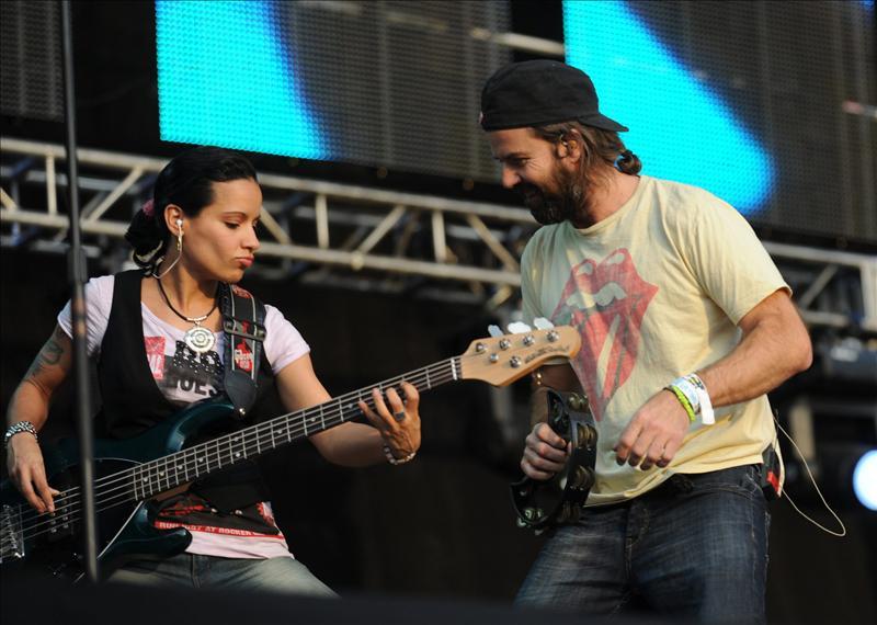 Jarabedepalo, en el Rola Music Fest de Miami