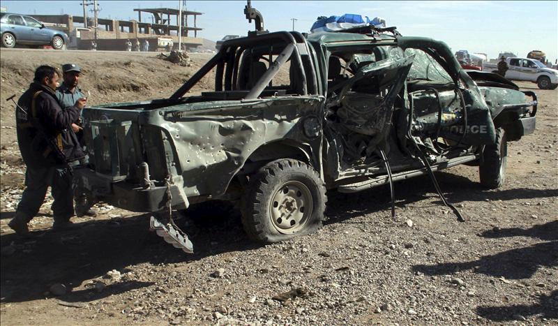 Mueren siete civiles por la explosión de una mina en el este de Afganistán