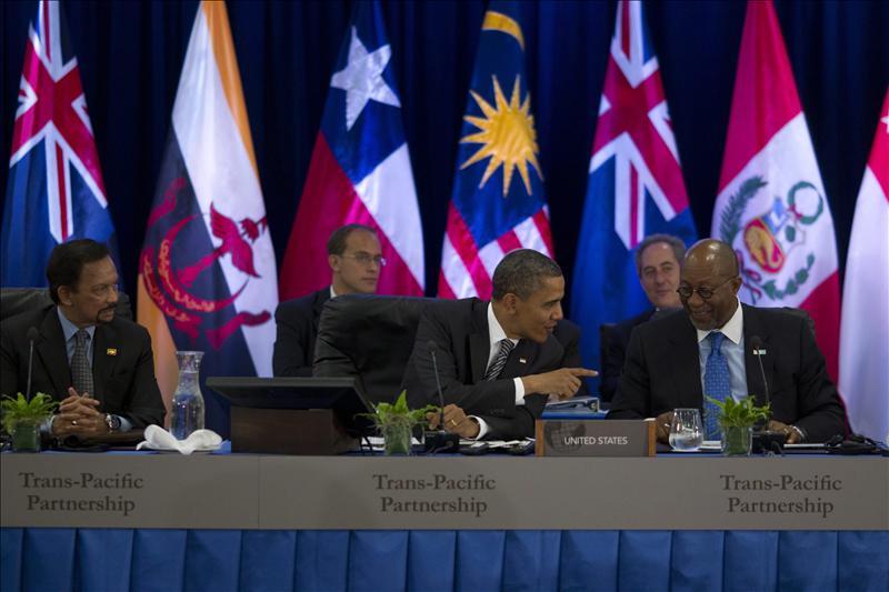 El TPP despega con un acuerdo sobre sus líneas maestras