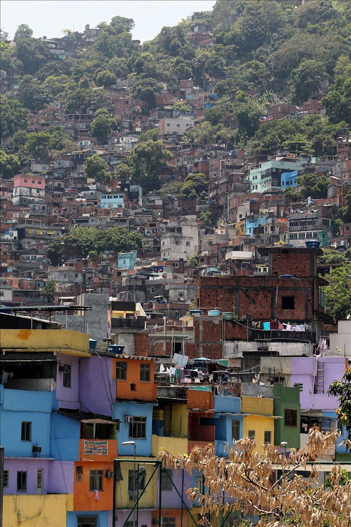 La Policía comienza a entrar en la emblemática favela de Río de Janeiro