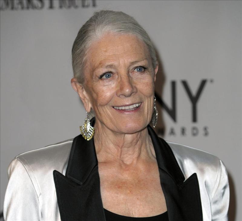 La británica Vanessa Redgrave, homenajeada por la Academia de Hollywood
