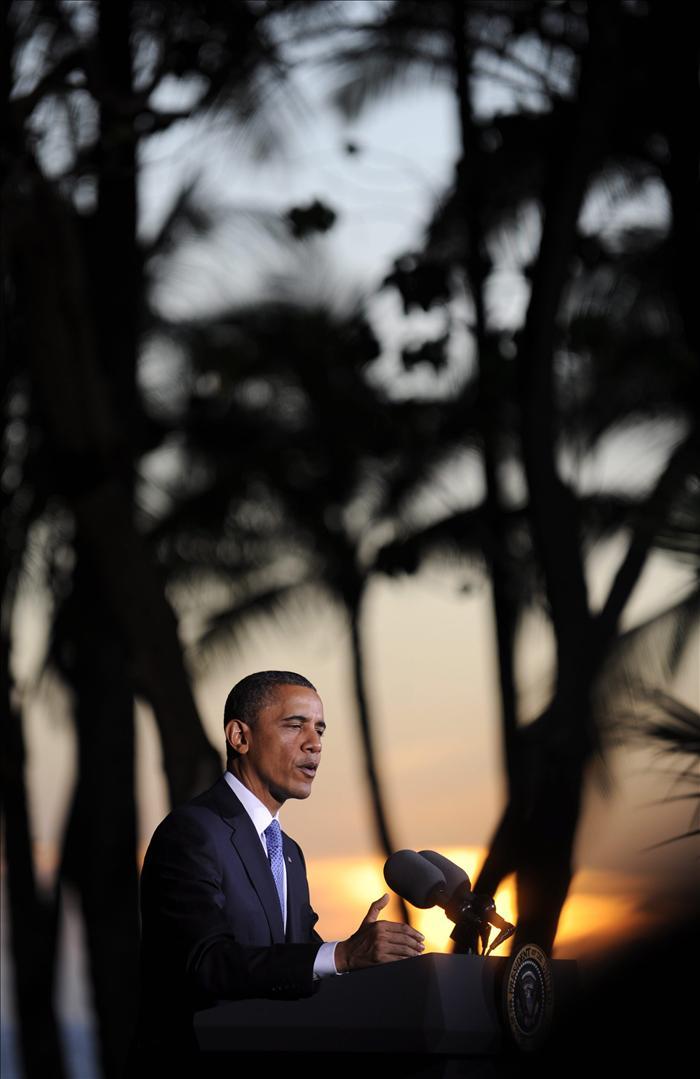 """Obama exige a China que funcione """"bajo las mismas normas que el resto"""""""
