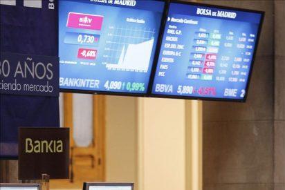 El cambio de Gobierno en Italia anima las bolsas y el IBEX sube el 0,43 por ciento