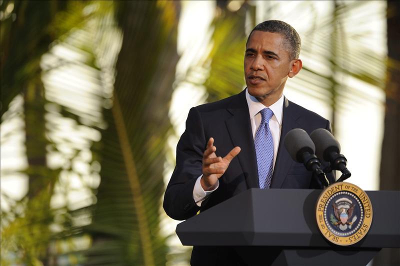 Obama viaja a Australia para acordar una presencia militar permanente