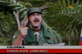 """""""Timochenko"""", el tercer máximo comandante en la historia de las FARC"""