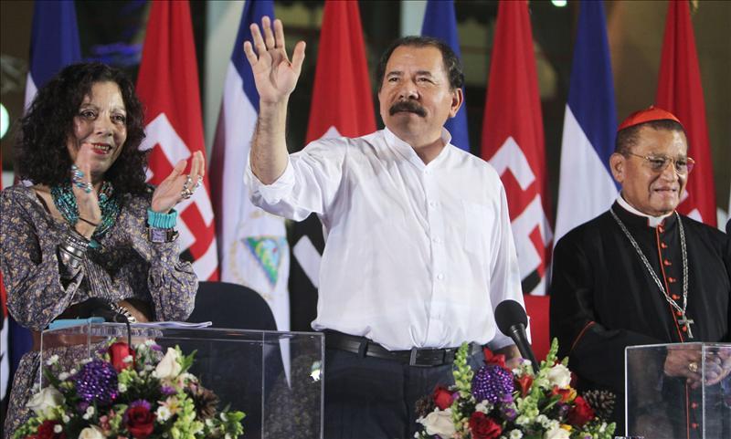 El CSE proclama oficialmente a Ortega como ganador de comicios presidenciales