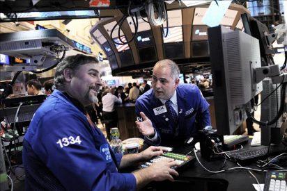 Wall Street cierra con un descenso del 1,58 por ciento arrastrado por la banca