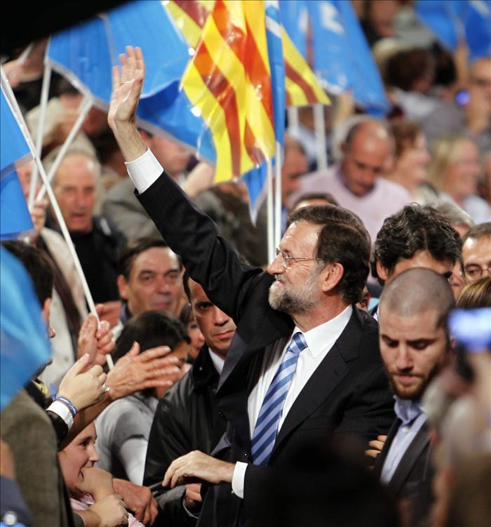 "Rajoy actuará con rapidez para sacar a España ""de la política de la avestruz"""