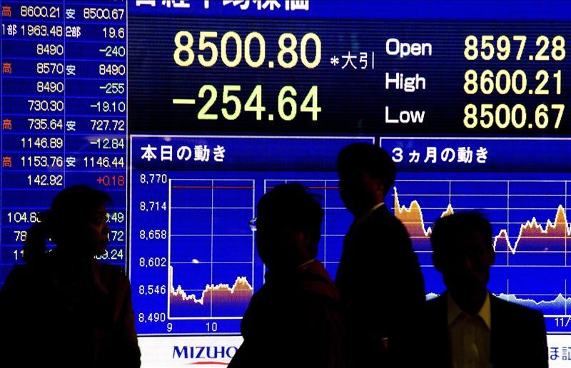 El Nikkei sube 16,47 puntos, un 0,19 por ciento, hasta 8.479,63 enteros