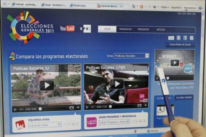 """El canal """"Elecciones Generales 2011"""" recibe casi cuatro millones de visitas"""