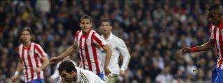 4-1. El Madrid alarga la racha y la maldición en los derbis ante el Atlético