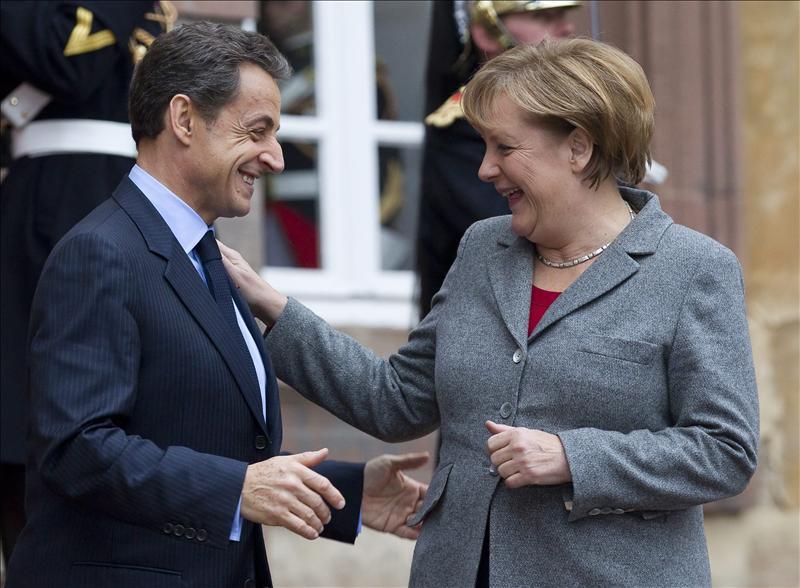 París y Berlín preparan una mayor cesión de soberanía a la UE, según la prensa
