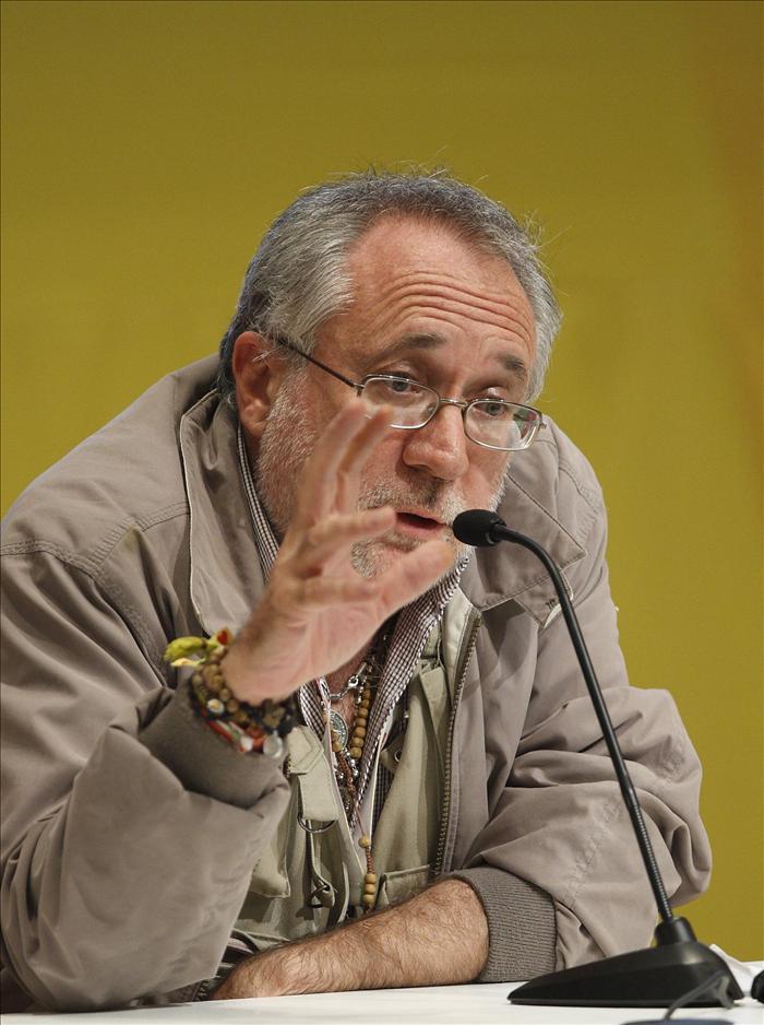 El poeta Sicilia pide una tregua de 48 horas a criminales y al Estado en Navidad