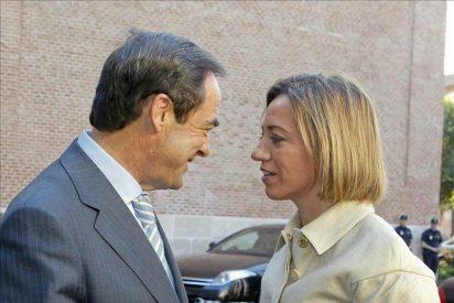 "Bono asegura que no tiene ""nada en contra"" de que Chacón opte a dirigir PSOE"