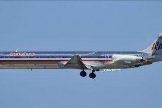 La aerolínea American Airlines se declara en bancarrota