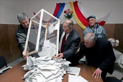 La Comisión suroseta divulgará los resultados con la victoria electoral de opositora