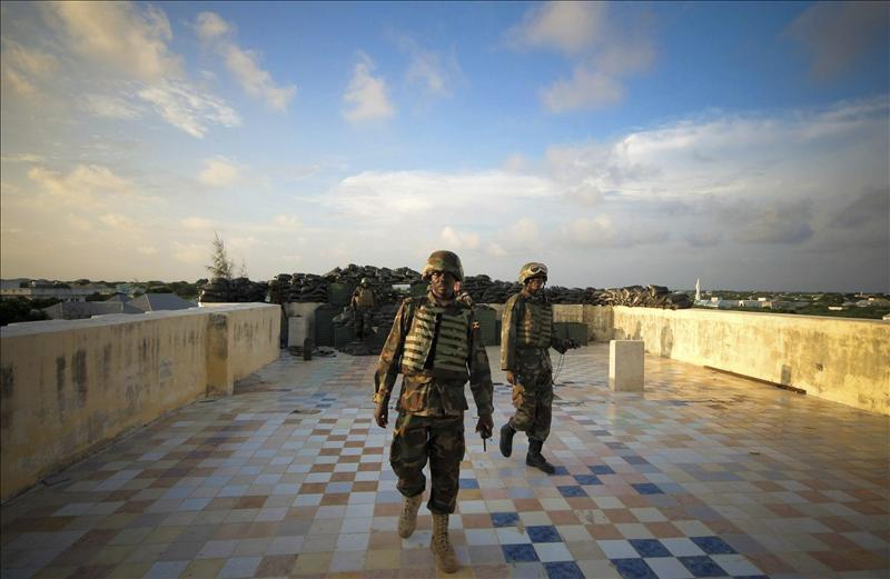Al menos once muertos y 22 heridos en dos atentados en el sur de Somalia
