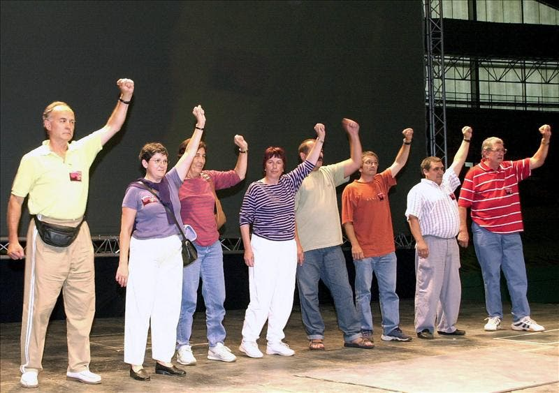 Los presos fieles a ETA comienzan a pedir beneficios de forma individual