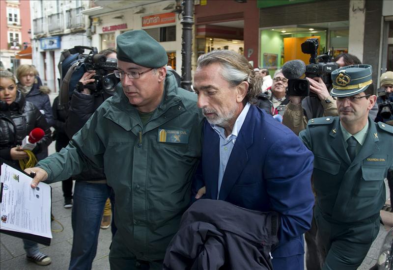Los cabecillas del Gürtel se niegan a declarar ante el instructor del Tribunal de Castilla y León